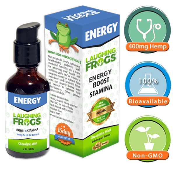 Laughing Frogs Energy™ Formula